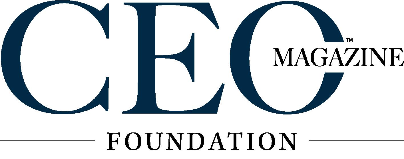 CEO magazine Foundation logo