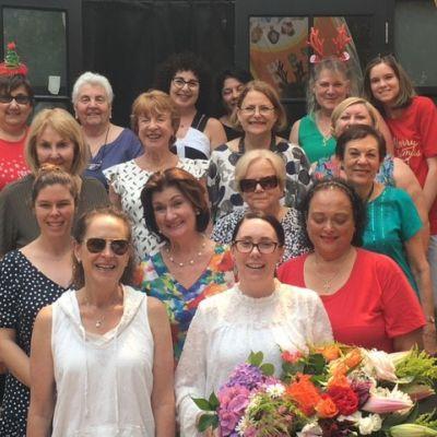 ladies committee group photo