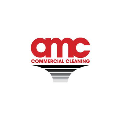 AMC Commercial Cleaning logo