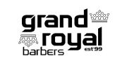 Grand Royal Barbers logo