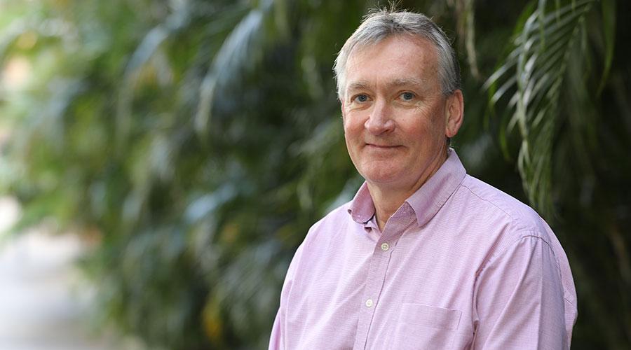 Professor Richard Lock, Head of Blood Cancers Theme