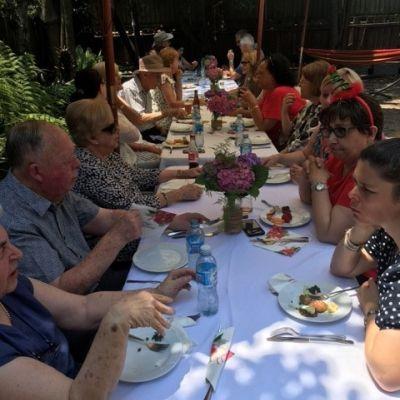 ladies committee luncheon
