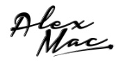 Alex Mac logo