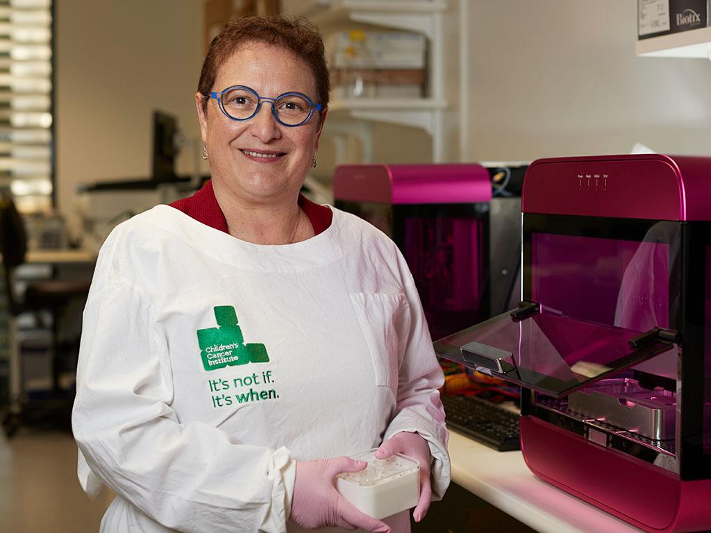 Professor Maria Kavallaris AM, Head of Theme, Head of Research Engagement